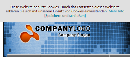 Modul Cookieabfrage